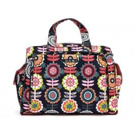 JU-JU-BE Classic Wickeltasche Be Prepared - Dancing Dahlias 07MB01A-DDA-NO SIZE